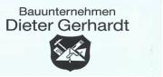 Dieter Gerhardt Bauunternehmen Dieter Gerhardt